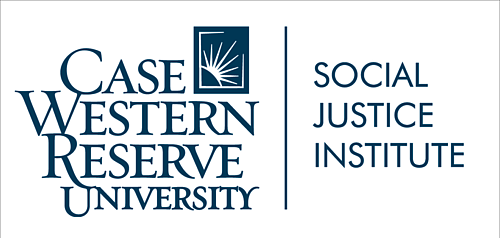 Case Western Reserve University Social Justice Institute logo