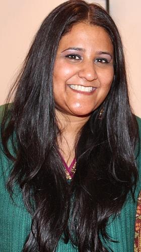 Shreena Gandhi