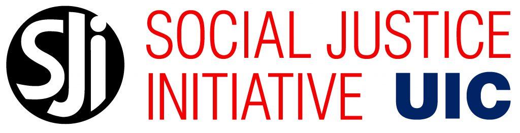 Social Justice Initiative UIC logo